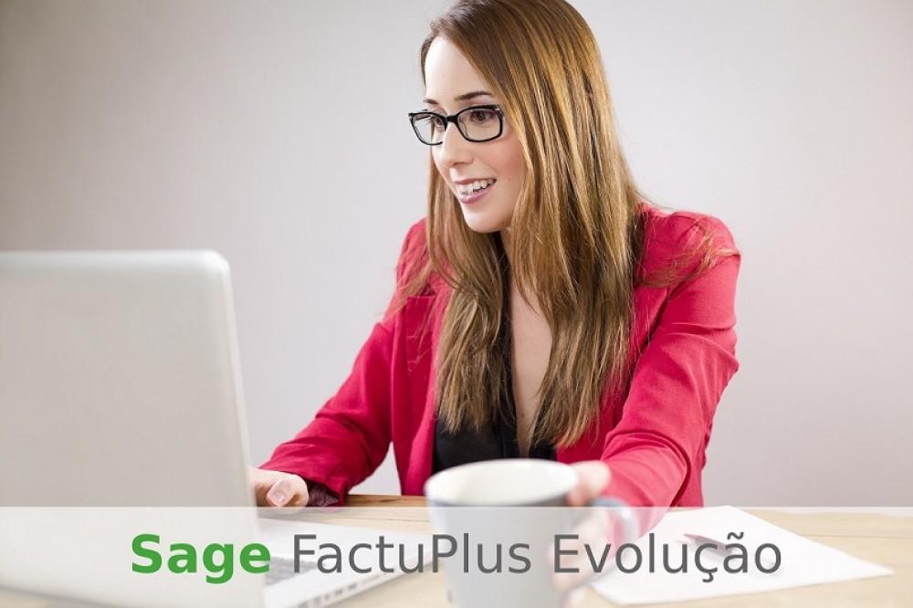 Sage FactuPlus Evolução
